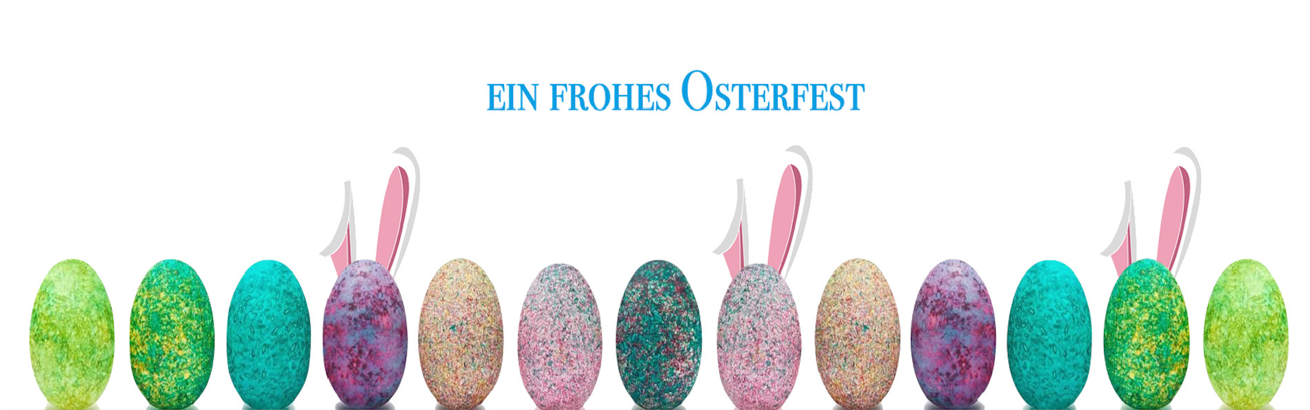 Oster-Shopping